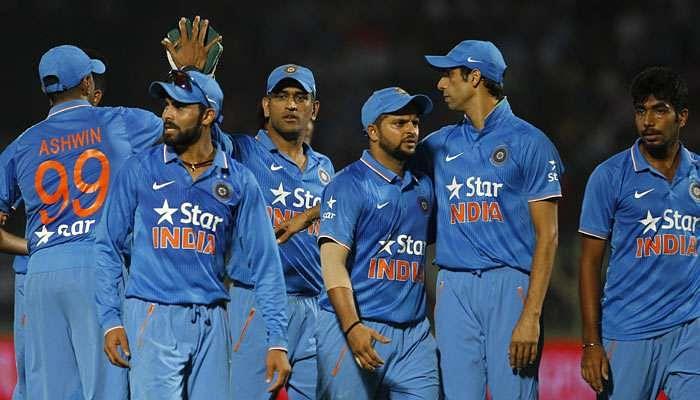 Fixtures Of Aus Tour Of India  For Odi Series