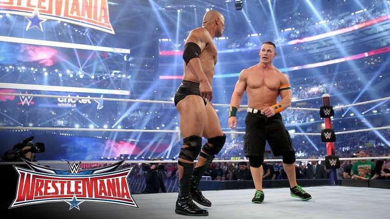 Top 5 possible return angles for John Cena