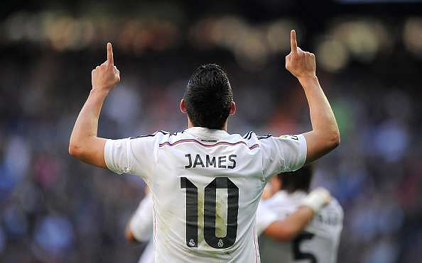 Reports: Super agent Jorge Mendes in negotiations to transfer James Rodriguez from Real Madrid to Juventus