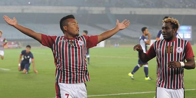 Federation Cup 2016 India: Mohun Bagan overpower Salgaocar, to face Shillong Lajong in semi-finals