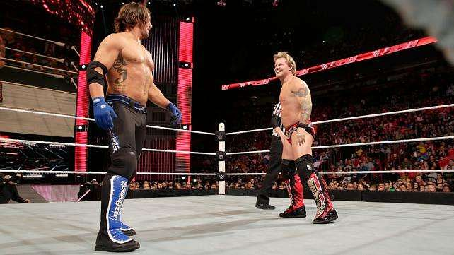 The 5 best hands in the WWE