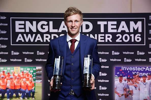 Joe Root bags top three England cricket awards