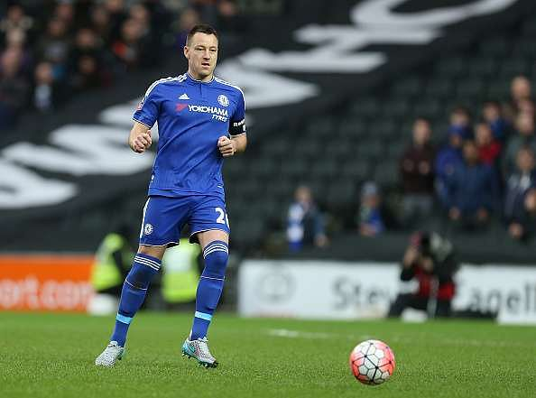John Terry reveals his toughest ever opponent in the Premier League