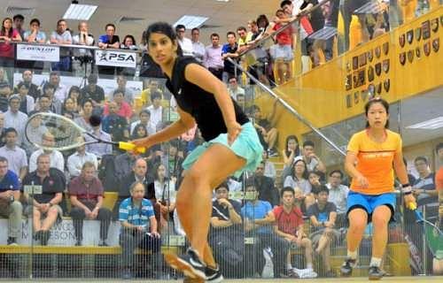 HKFC International: Joshna Chinappa reaches her biggest career PSA final