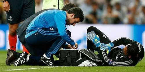 Real Madrid's Gareth Bale and Keylor Navas set to miss Valencia game with injuries