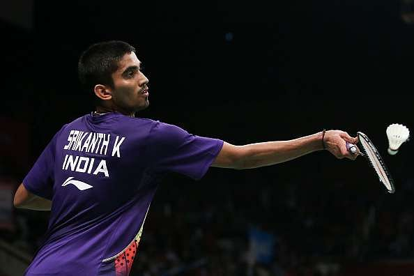 Don't want to be just a participant at Rio Olympics :   Kidambi Srikanth, Indian badminton player