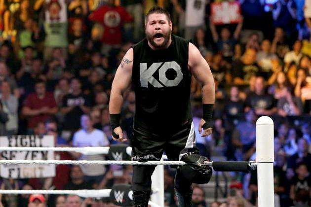 Can Kevin Owens be the alpha heel in the WWE?