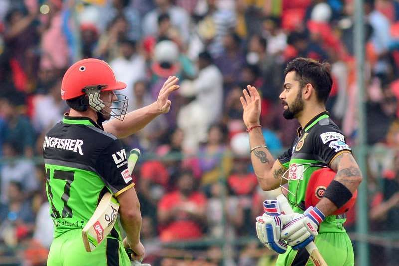 RCB vs GL and KKR vs RPS, IPL 2016 Results, Match Highlights & Updated Points Table