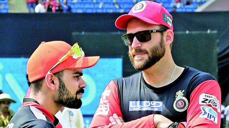 Virat Kohli admits speaking to Daniel Vettori about Indian coaching role