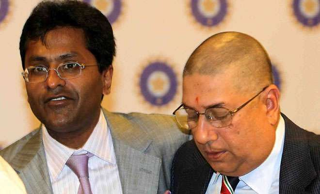 Lalit Modi vs N Srinivasan: The perennial battle in Indian cricket