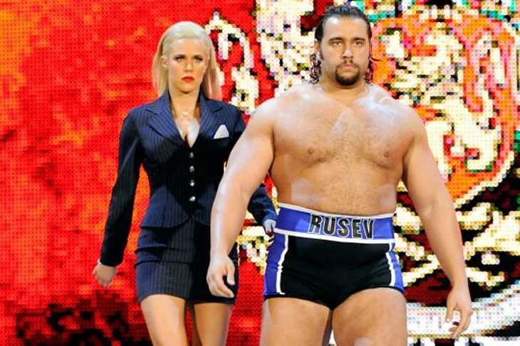 5 feuds for Rusev as the United States Champion