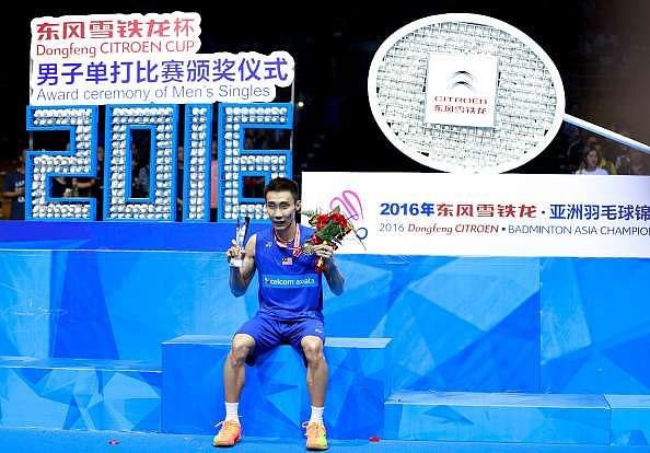 Badminton Asia Championships 2016: Lee Chong Wei claims his second ever Asian crown