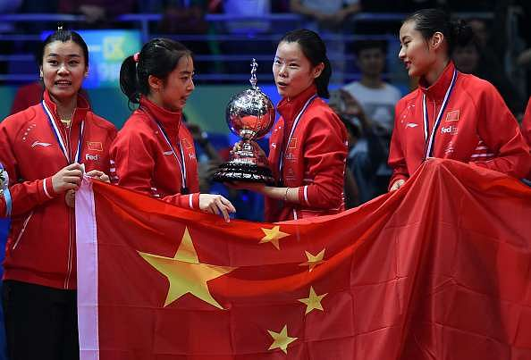 Uber Cup 2016: China down South Korea to win the championship for 14th time