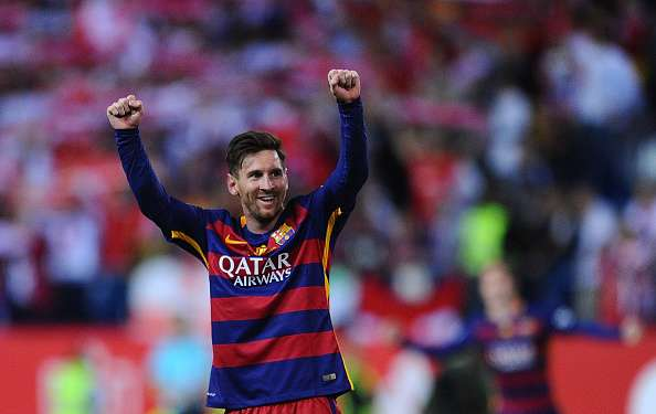 Bundesliga footballers vote Lionel Messi as world's best