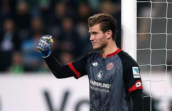 Liverpool agree deal to bring FSV Mainz goalkeeper Loris Karius to Anfield