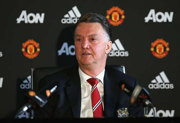 Louis van Gaal initially wanted two-year contract at Manchester United