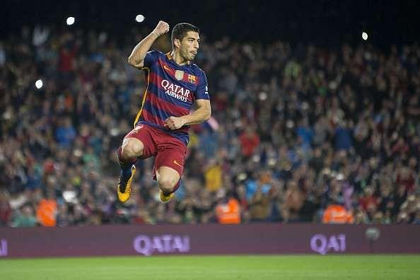 Race for Golden Shoe heats up as Luis Suarez leads Gonzalo Higuain