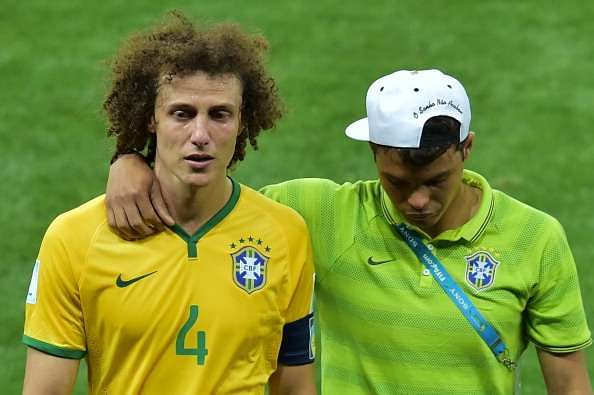 David Luiz, Thiago Silva left out of Brazil's preliminary Copa America shortlist