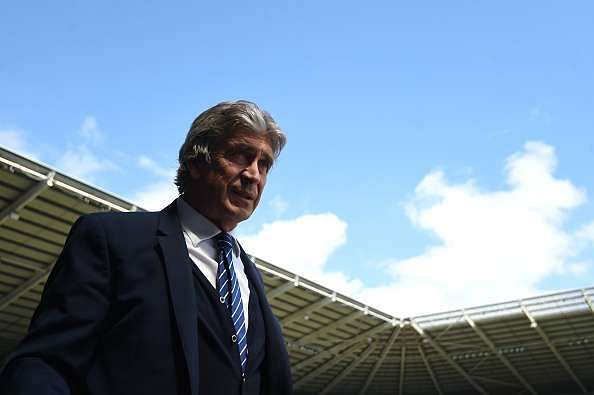 My life made difficult by Pep announcement, says Pellegrini