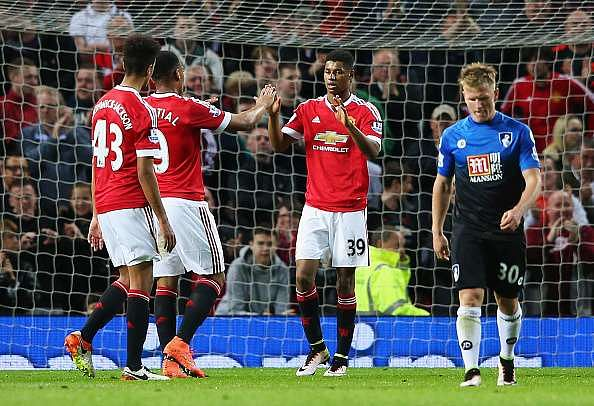 Manchester United 3-1 AFC Bournemouth: Player ratings