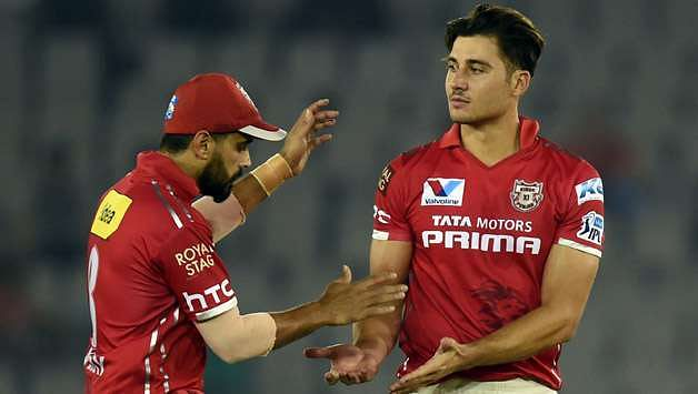 Marcus Stoinis: 5 Memorable Moments From The Mumbai Indians-Kings XI
