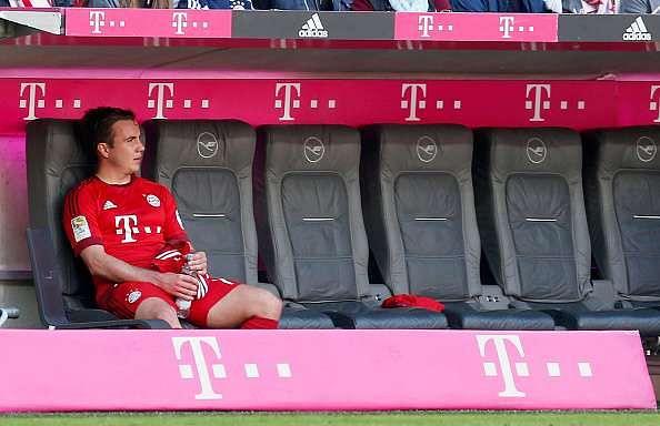 Mario Gotze commits future to Bayern Munich, looks forward to working with Carlo Ancelotti