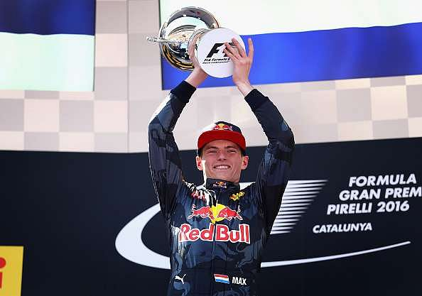 Spanish GP: 18-year-old Max Verstappen becomes youngest ever F1 winner