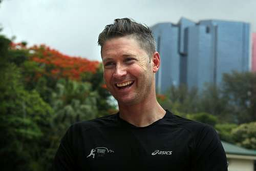 Feels like I'm 15 years younger, says Michael Clarke