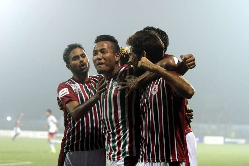AFC Cup: South China qualify for last-16 after beating Mohun Bagan 3-0