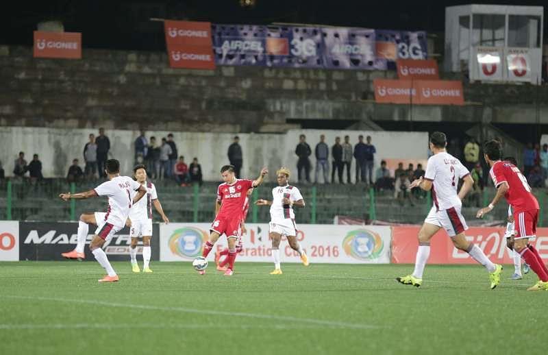 Federation Cup 2016: Mohun Bagan cruise past Shillong Lajong into final