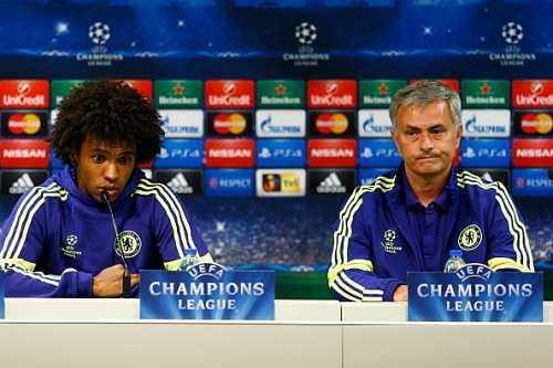 Report - Jose Mourinho wants Manchester United to sign Willian for £60m