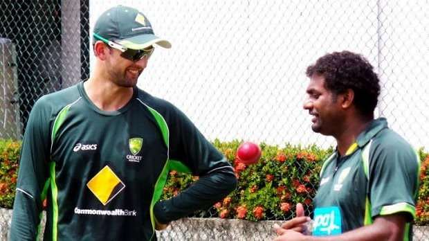Nathan Lyon seeks Muttiah Muralitharan's help for his bowling ahead of Sri Lanka tour