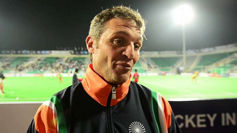 Interview with :    Indian women's hockey coach Neil Hawgood: Performing in major tournaments is the focus,