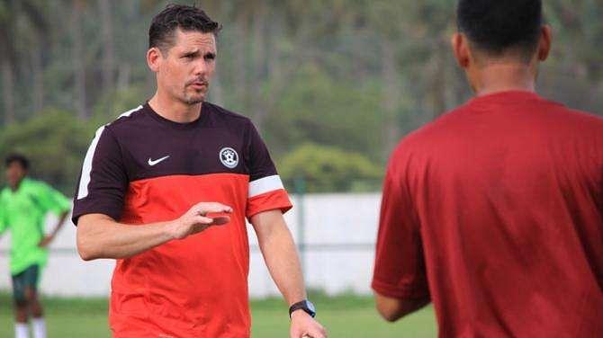 AIFF Youth Cup: Indian U-16 coach Nicolai Adam stresses