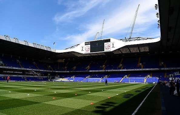 Tottenham to play Champions League games in Wembley stadium next season