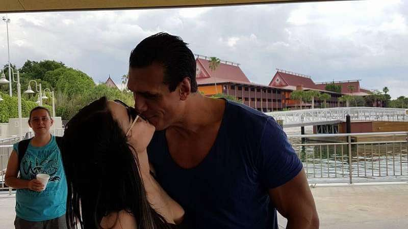 WWE Rumors: Are Paige and Alberto Del Rio WWE's hottest new couple?