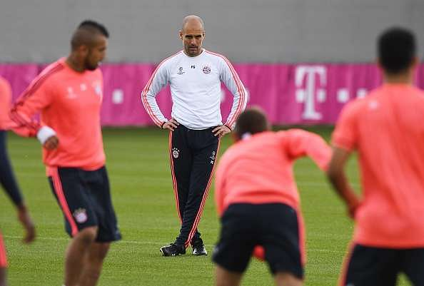 Oliver Kahn feels Pep Guardiola should be more outspoken