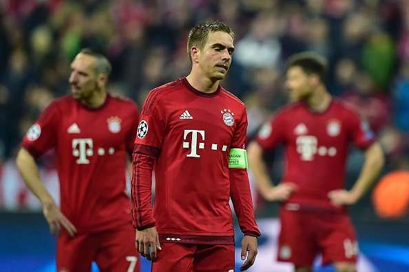 Philipp Lahm laments at not being able to gift Pep Guardiola a fitting farewell