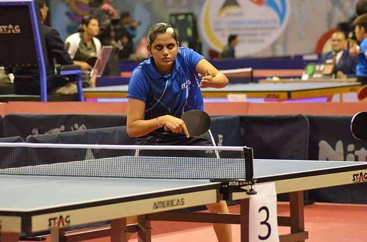 India's third-ranked paddler Pooja Sahasrabudhe is happily married but playing for India is her top priority