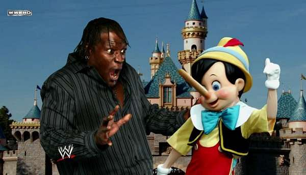 The 5 funniest moments of R-Truth's WWE career