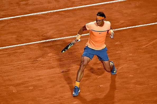 Rafael Nadal starts his Italian Open campaign on a winning note