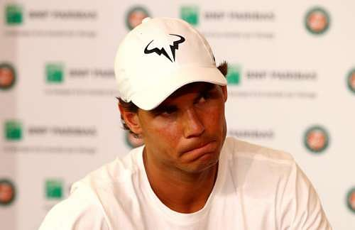 French Open shocker: Rafael Nadal withdraws due to a wrist injury