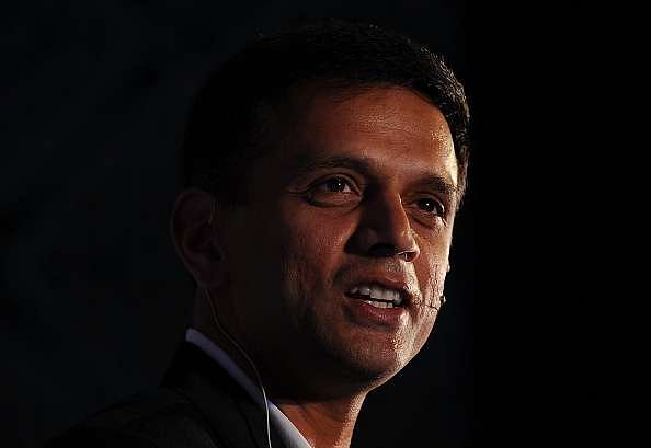 Rahul Dravid elected as current player representative in ICC Cricket Committee