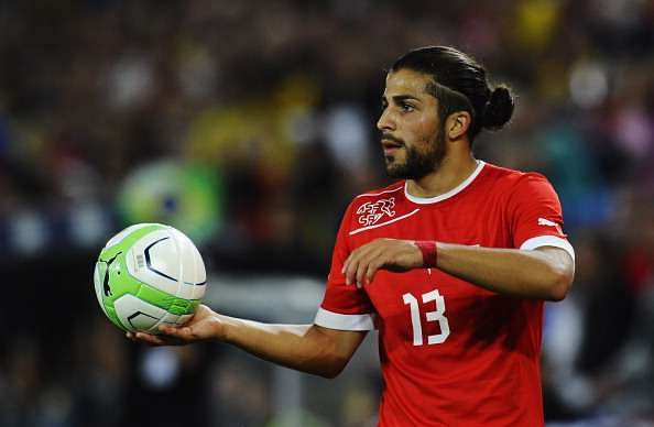 Wolfsburg left-back Ricardo Rodriguez a transfer target for Premier League giants Arsenal