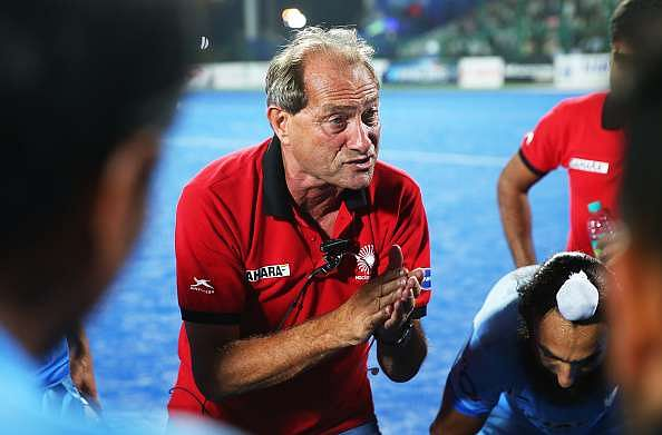 Interview: Indian hockey heading in right direction - Roelant Oltmans