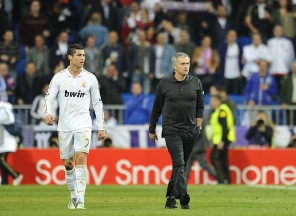 Cristiano Ronaldo hopes Jose Mourinho can take Manchester United back to the top