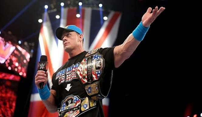 WWE star John Cena to host ESPY Awards