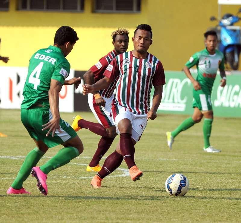 Mohun Bagan vs Salgaocar FC Live: Watch Federation Cup India 2016 Online