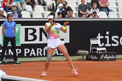 French Open doubles: Leander Paes-Martina Hingis, Sania Mirza-Ivan Dodig progress; Purav Raja exits