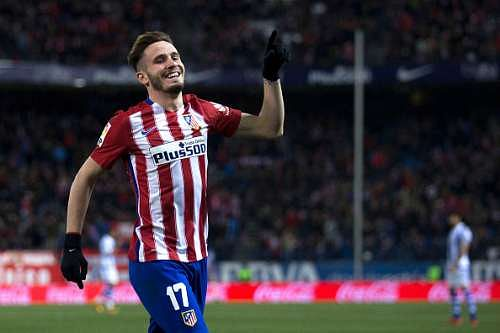 Report - Saul Niguez emerges a £54m target for Manchester United